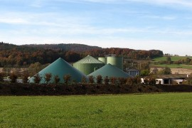 Biogas: an option for heating networks?
