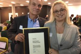 Energy Opticon win Cleantech Award